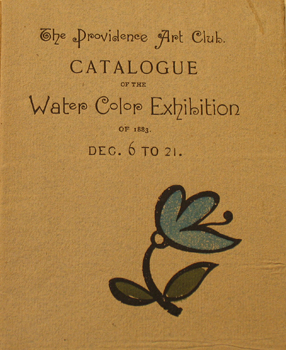 THUMBNAIL - 1883, December 6-21, Water Color Exhibition
